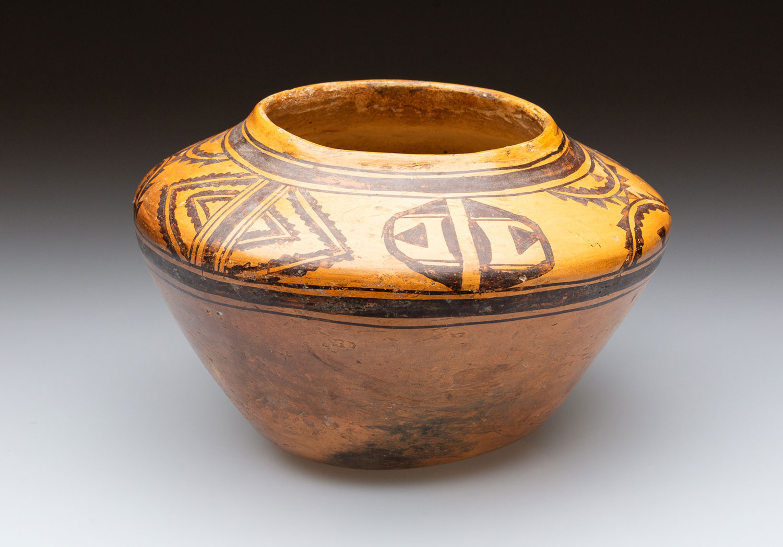 Native American jar