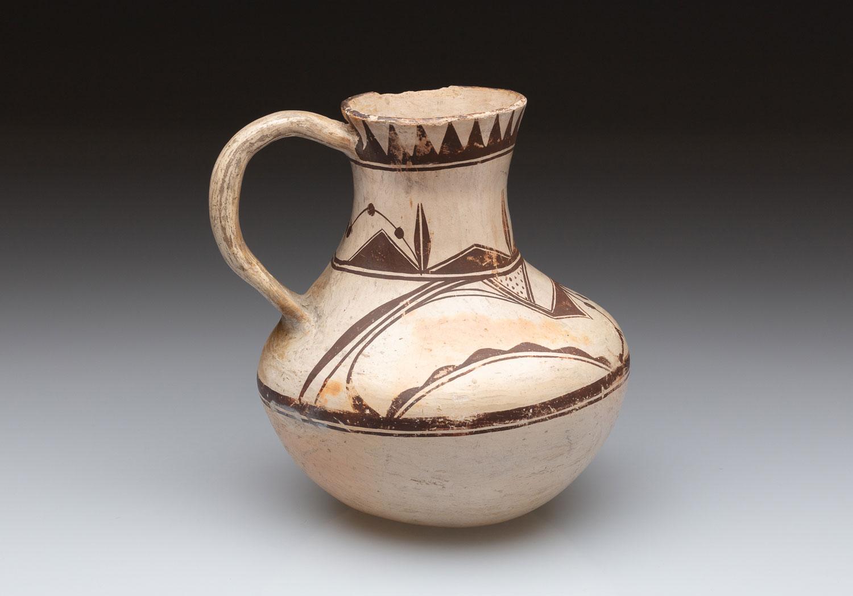 Native American jug