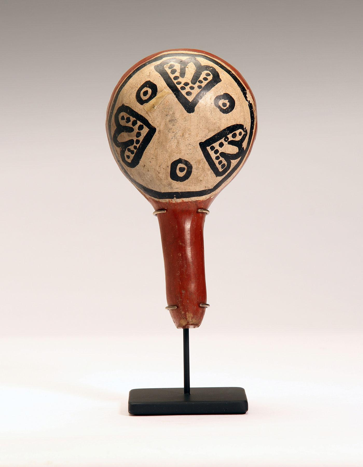 Tesuque rattle